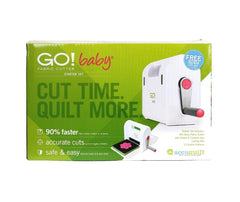 Accuquilt GO! Baby Fabric Cutter Starter Set