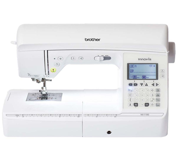 Brother NV1100 Computerised Home Sewing & Quilting Machine*