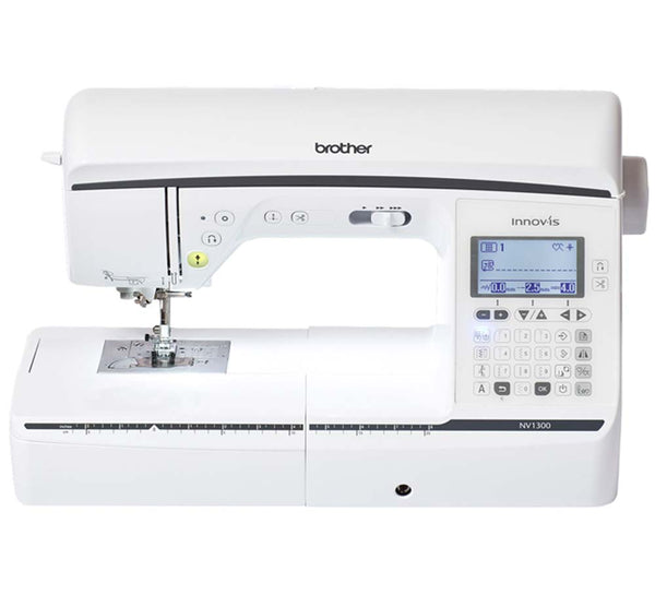 Brother NV1300 Computerised Home Sewing & Quilting Machine