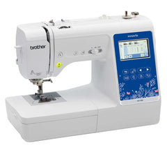 Brother NV180 Home Embroidery Machine *Save $240 + $209 Quilting Kit*
