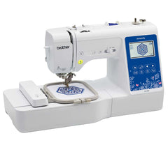 Brother NV180 Sewing, Quilting & Embroidery Machine + $180 Worth of Extra's