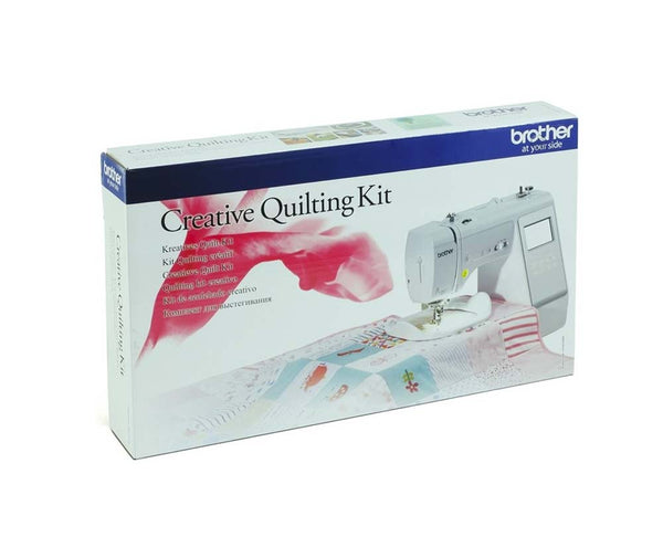 Brother Creative Quilting Kit - QKM2