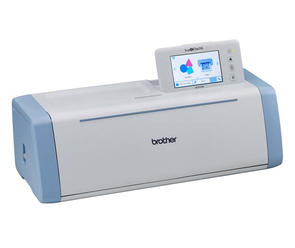 Brother SDX1000 ScanNCut Wireless Fabric & Paper Cutting + $100 Cashback*