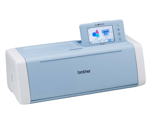 Brother SDX1200 ScanNCut wireless fabric & paper cutting - Save $135