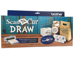 Brother Scan N Cut Draw Kit
