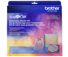 Brother ScanNCut Embossing Starter Kit - CAEBSKIT1