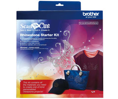 Brother Scan N Cut Rhinestone Starter Kit