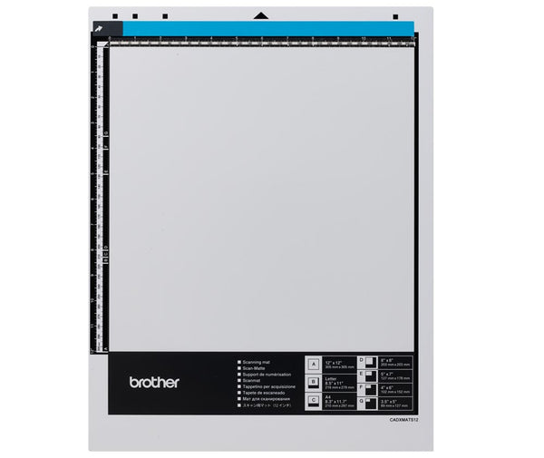 "Brother ScanNcut DX Scanning Mat 12"" x 12"" - CADXMATS12"