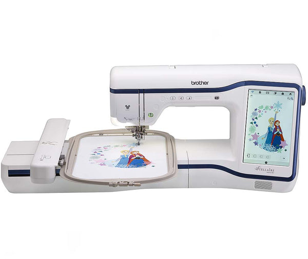 Brother Stellaire XE1 Embroidery Only Machine