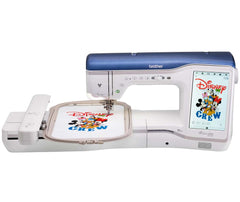 Sewing & Embroidery Machine Stellaire Innov-is XJ1 + Scan N Cut SDX1200*