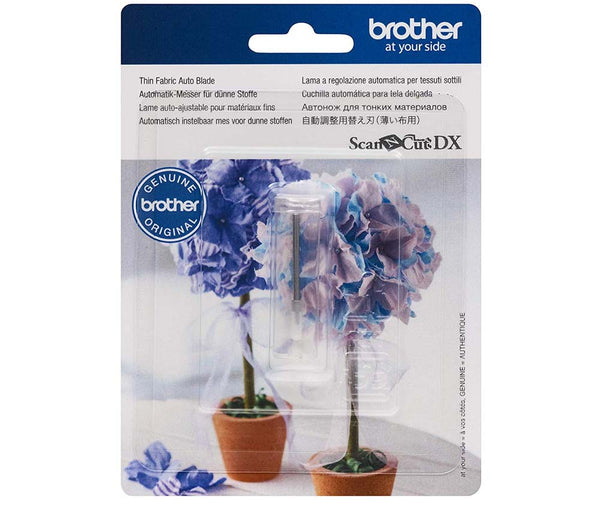 Brother ScanNcut Thin / Quilt Fabric Auto Blade - CADXBLDQ1