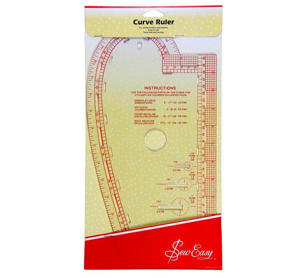 Pattern Making - Curve Ruler