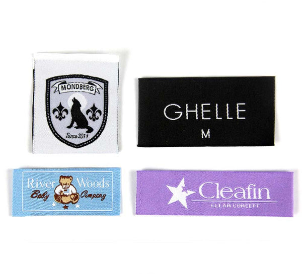 Woven Labels Custom Design 50x *HD