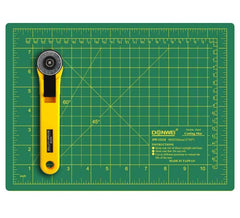 A4 Cutting Mat With Rotary Cutter