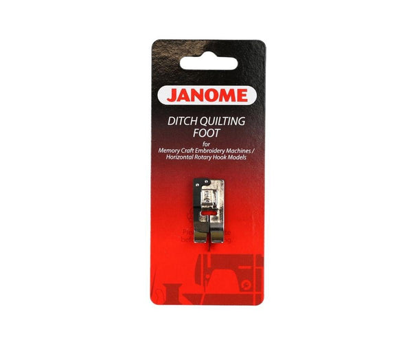 Janome Ditch Quilting Foot For - 7mm