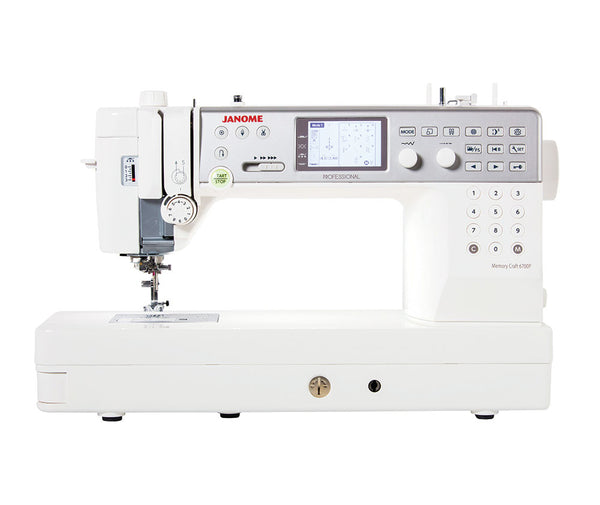 Janome Memory Craft 6700 Professional Sewing & Quilting Machine