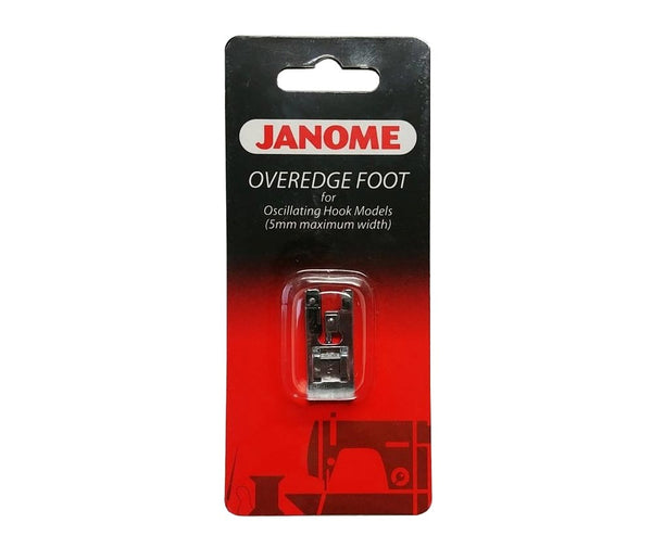 Janome Overedge Foot - 5mm