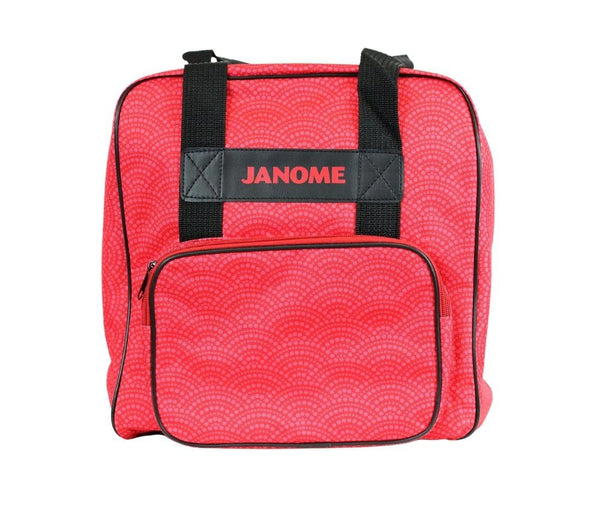 Janome Overlocker Carry Bag - Red