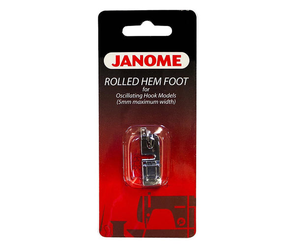 Janome Rolled Hem Foot - 5mm