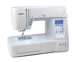 Janome Skyline S3 Sewing Machine *Black Friday Sale*