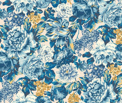 Liberty - Wildflower Bloom 100% Cotton Fabric - 1/2 Metre