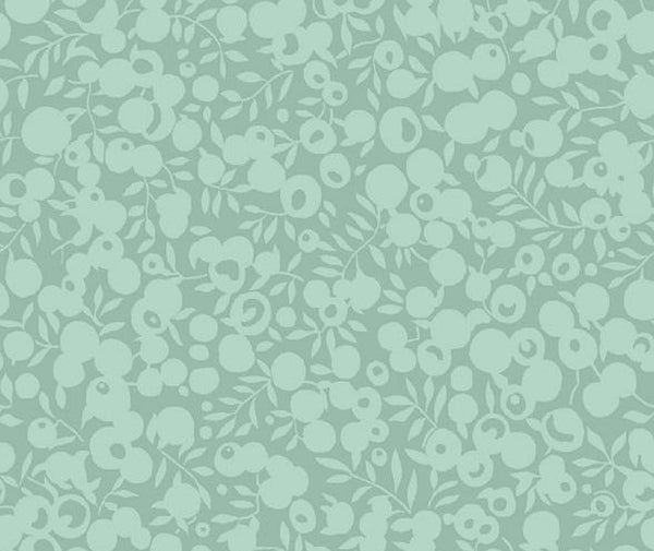 Liberty - Wiltshire Shadow Sage 100% Cotton Fabric - 1/2 Metre