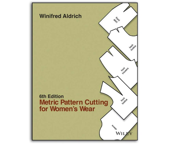 Metric Pattern Cutting For Women S Wear 6th Edition Sew It