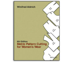 Metric Pattern Cutting for Women's Wear 6th Edition