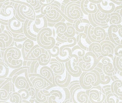 Kiwiana - Moko 100% Cotton Fabric - 1/2 Metre