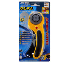 OLFA® 45mm Deluxe Rotary Cutter