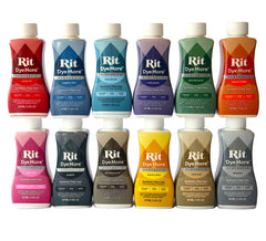 Rit Dye More Synthetic Dye * You Choose Colour *