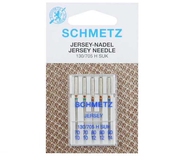 Schmetz Domestic Jersey/Ballpoint Needles Assorted