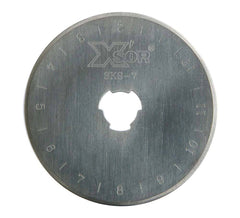 45mm Rotary Cutter Blade with Case