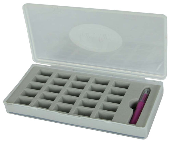 Sew Mate Bobbin Box with Needle Threader