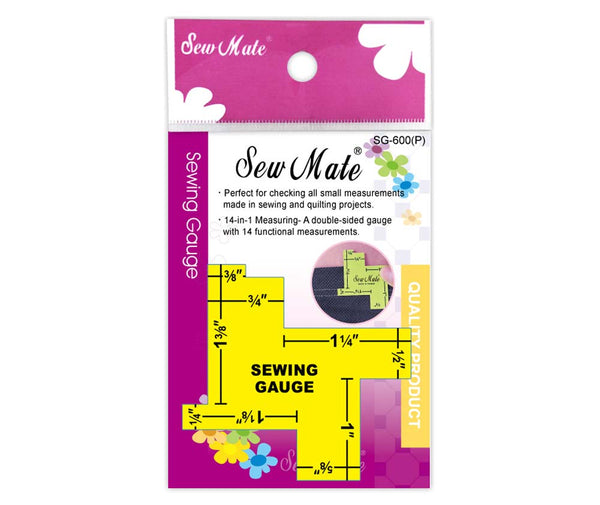 Sewing & Quilting Gauge