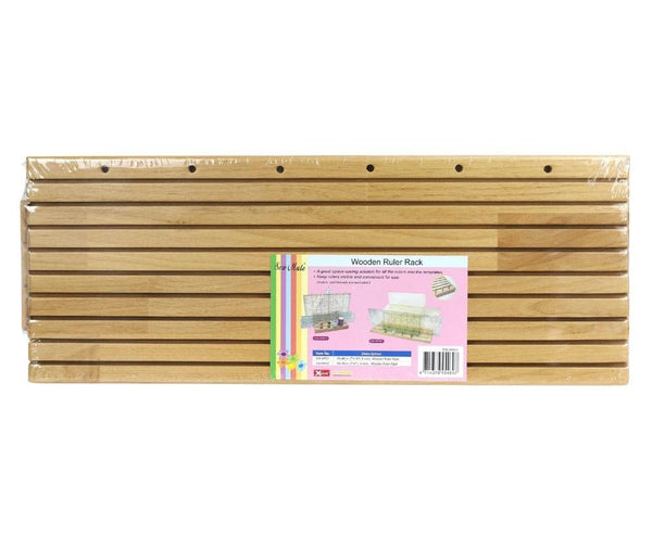 Sew Mate Wooden Ruler Stand - Large