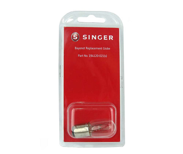 Singer Bayonet Replacement Bulb - 194120-021(S)