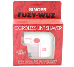 Lint Shaver by Singer