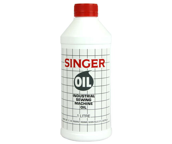 Singer Industrial Sewing Machine Oil 1000ml