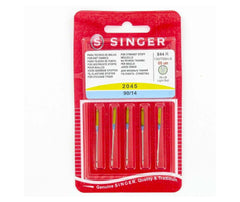 Singer Ball Point Domestic Needles - 2045 - 90/14
