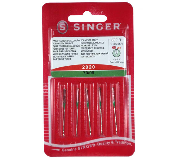 Singer Domestic 2020 Sewing Machine Needles