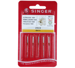 Singer Domestic Overlocker Woven Needles
