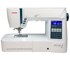 Janome Skyline S6 Sewing Machine