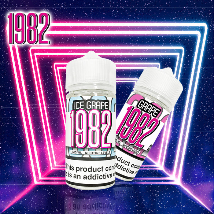 1982 GRAPE E-LIQUID (100ML)