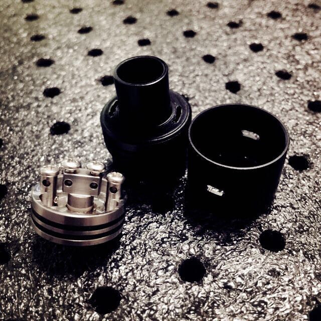 PLMVL 2.5 Competition RDA by AETHERTECH - THE VAPE SITE