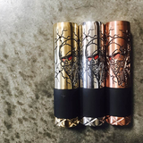 "PURGE MOD ""Speak No Evil"" Hagermann Designs - THE VAPE SITE"