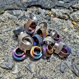 COMP LYFE - DIAMOND KNURL DRIP TIPS - THE VAPE SITE