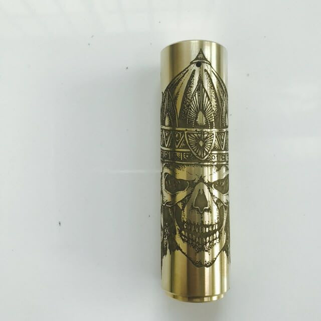 ROGUE - THE AZTEC MOD - THE VAPE SITE
