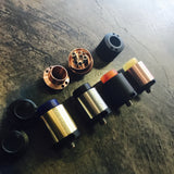 KENNEDY - 2 POST RDA w/ SCREAMING DEMON CAP - THE VAPE SITE