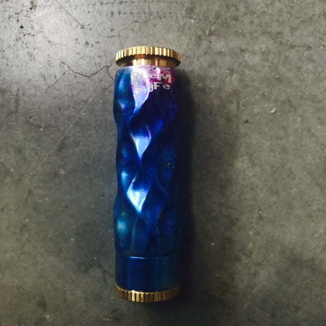 AVID LYFE - BLEM LYFE COTTON CANDY GYRE COMPETITION MOD - DIMPLE - THE VAPE SITE